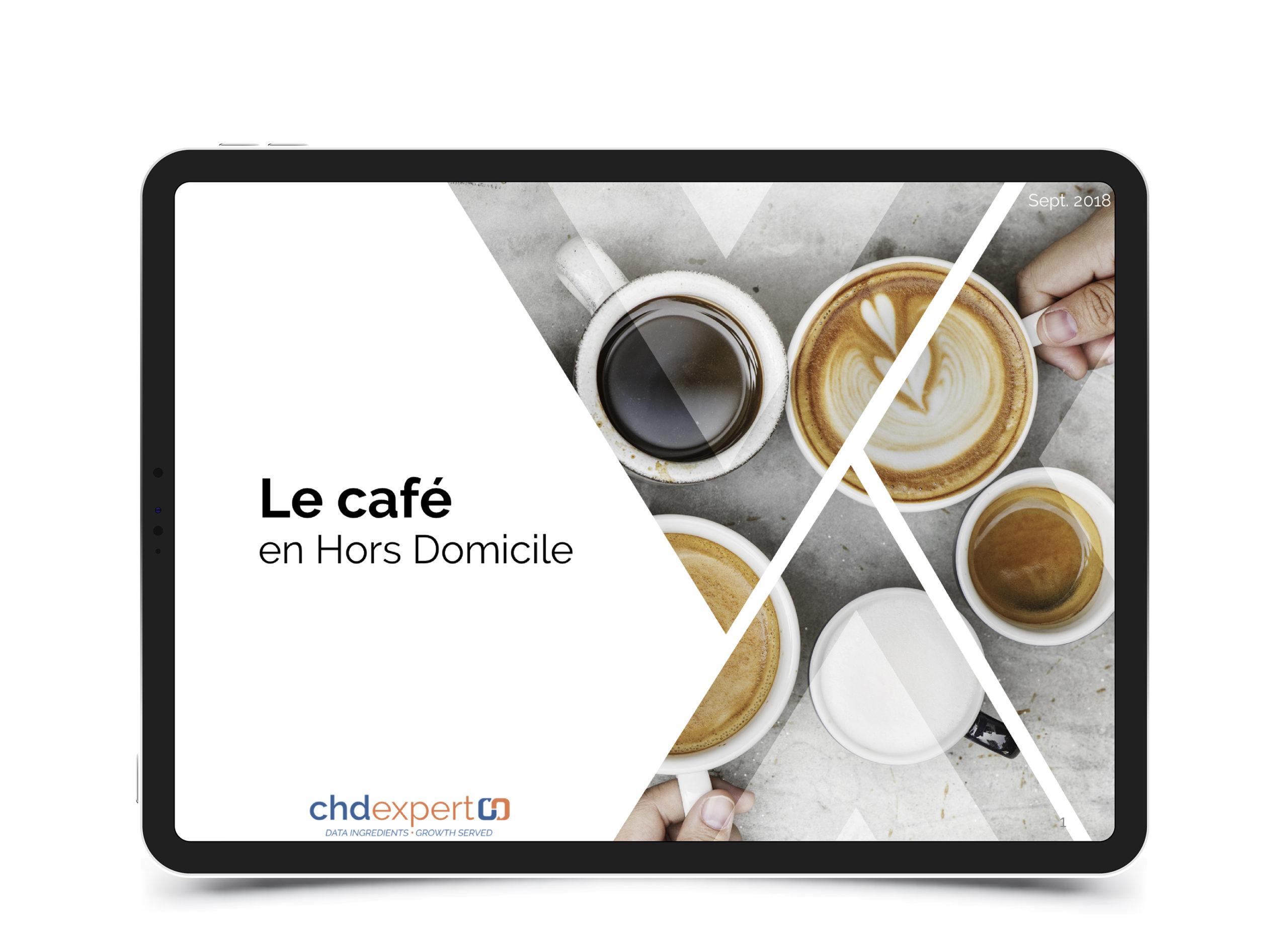 Le Café en Hors Domicile • 2018