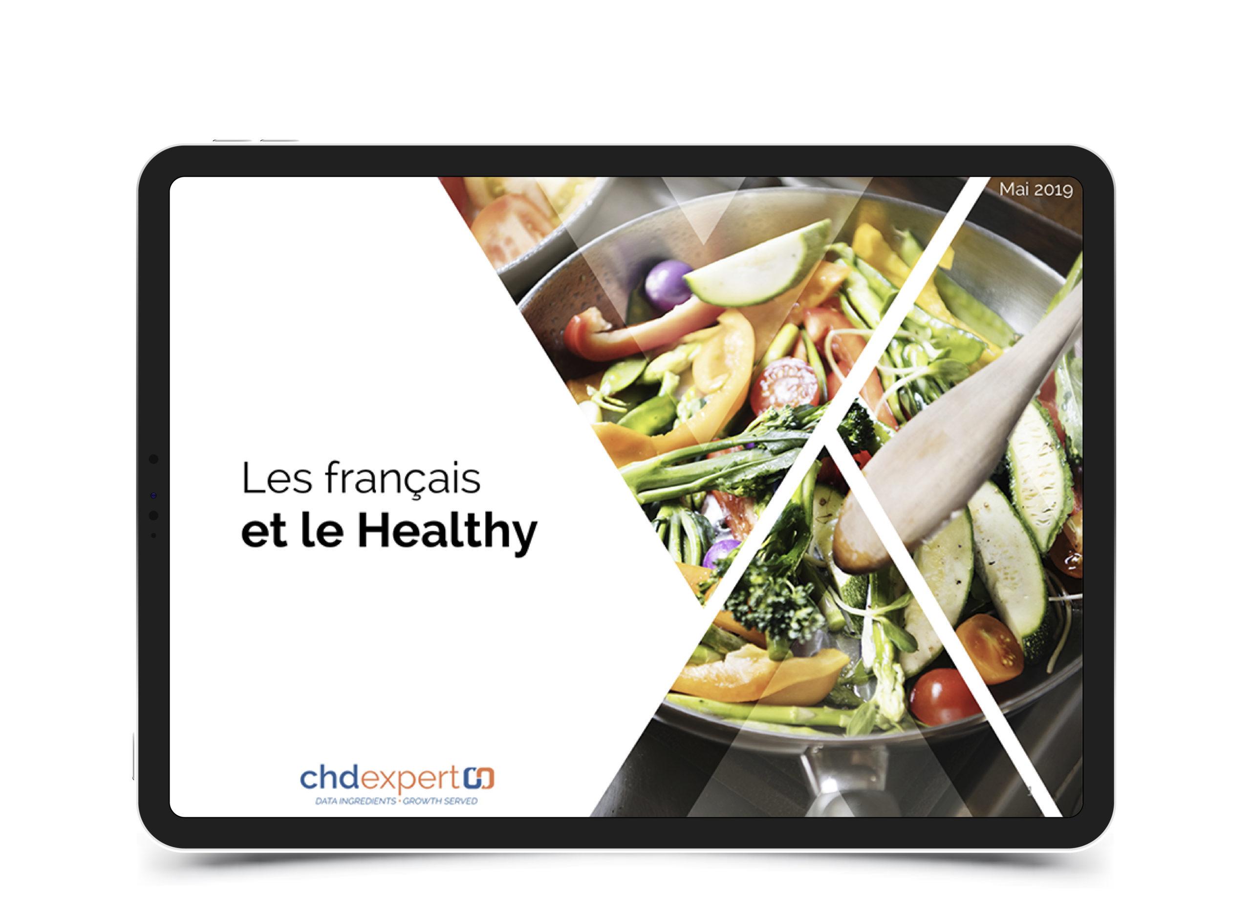 Les français et le healthy • 2018